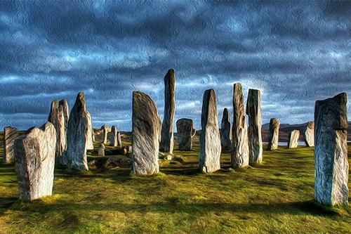 Stone Circle Callanish